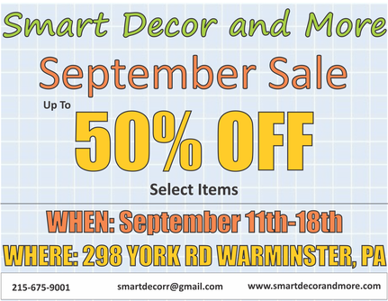 Smart Decor And More Warminster Pa 18974 Bucks County